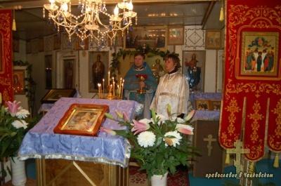 Престольный праздник в с.Фоки - 2010